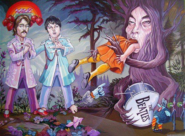Picturi acrilice - Dave MacDowell