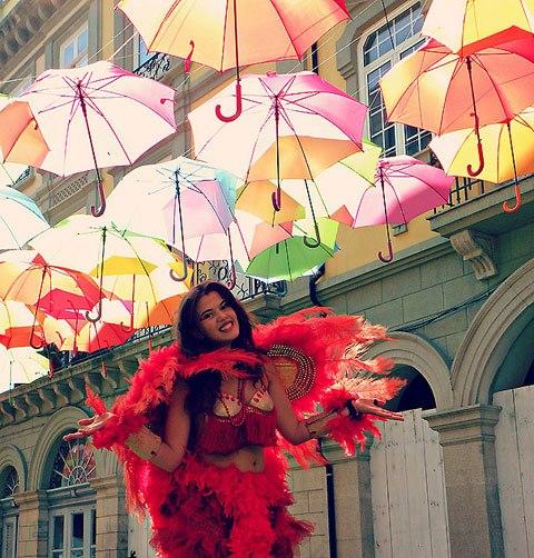 Umbrele – Patricia Almeida si Diana Tavares