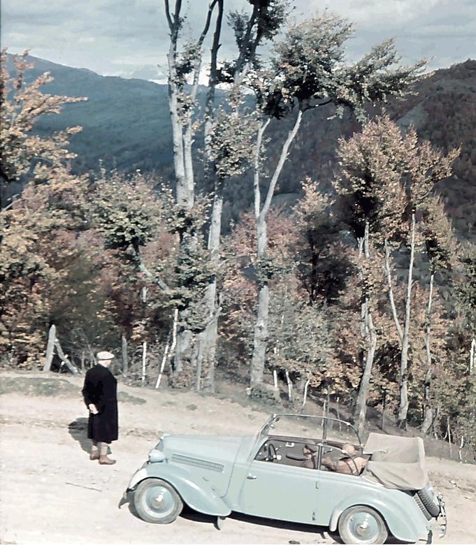 Carpatii 1939