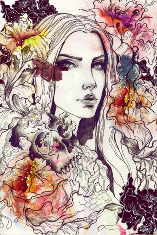 Ilustratii - Daryl Feril