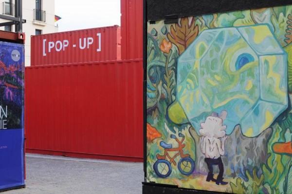 Primul Muzeu de Street Art în aer liber din România, deschis publicului de luni