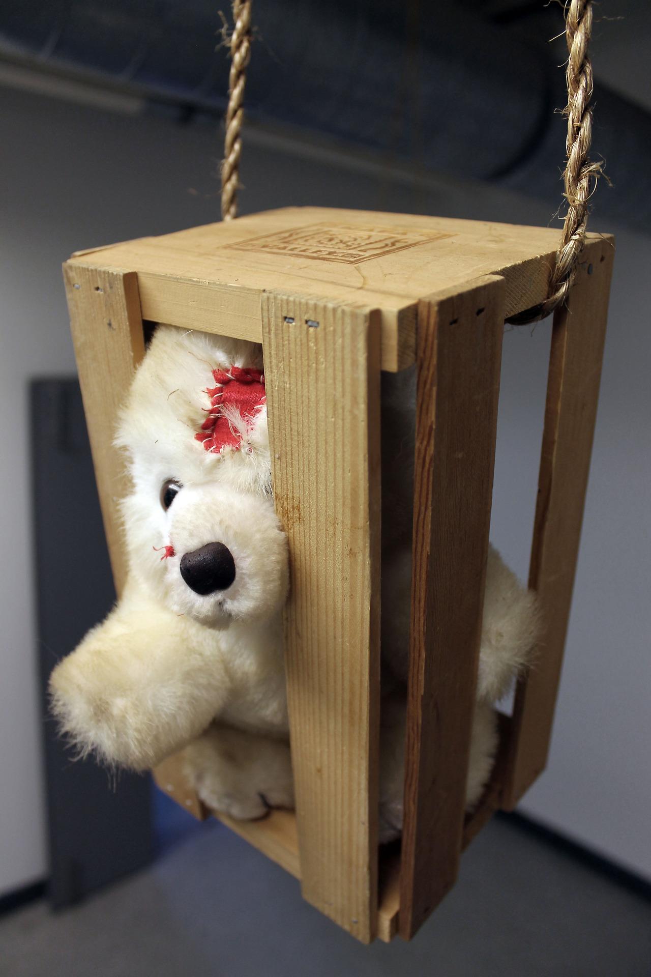 Conștientizarea exploatării sexuale a copiilor - Hey, Little Bear
