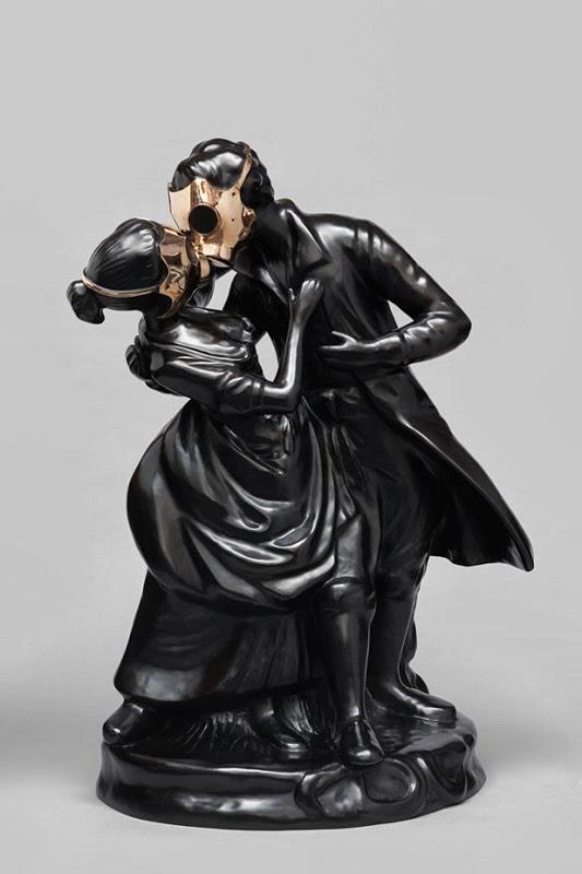 Penny Byrne – Opere de artă, care exercita o un mesaj politic