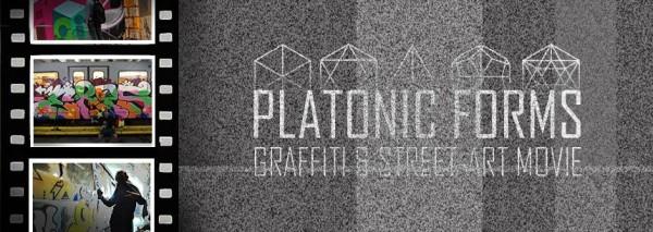 Platonic Forms - Primul film documentar despre graffiti și street art în România