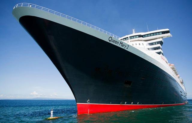 Căpitanul transatlanticului Queen Mary 2