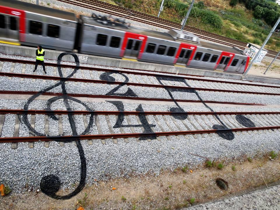 Bordalo II - Music On Line @Linha de Sintra
