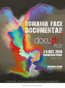 DocuART - Festivalul de film documentar românesc