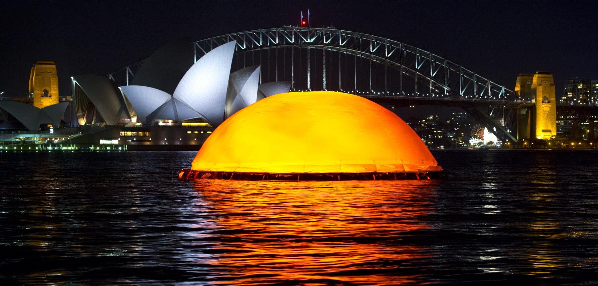 """""""Madama Butterfly"""", în direct din portul din Sydney"""