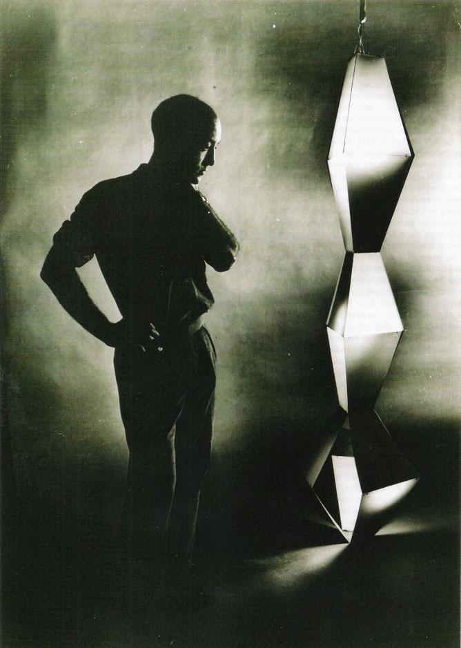 Isamu Noguchi, Akari Lamp