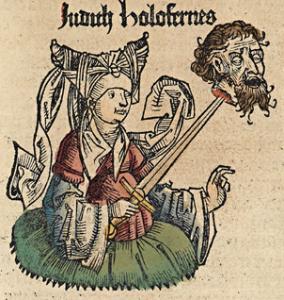 """Înainte de """"Urzeala tronurilor"""" a fost Biblia: Iudita lui Caravaggio"""