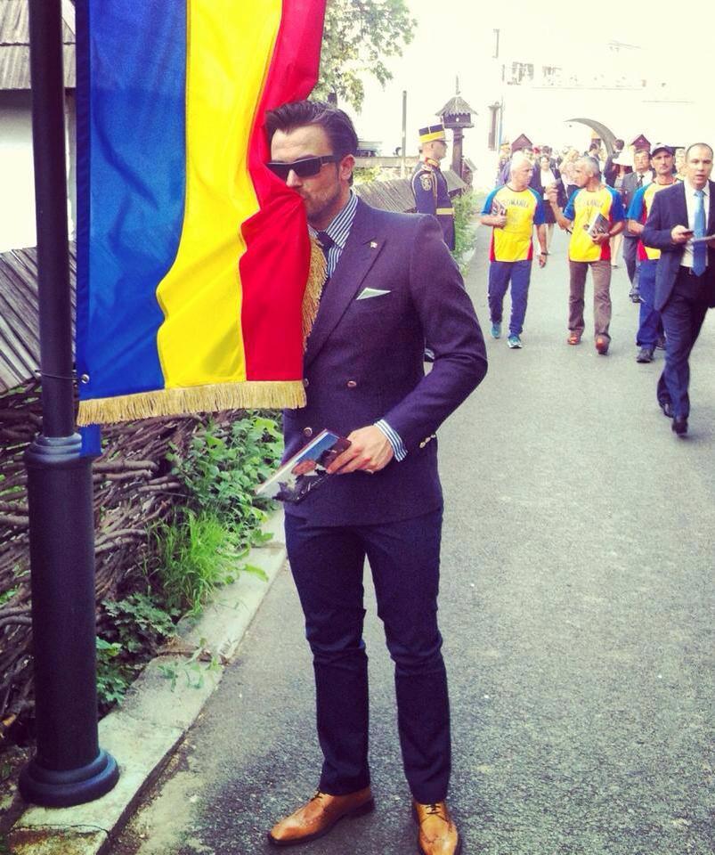 Interviu cu Aureliu Surulescu: un om frumos care crede în România