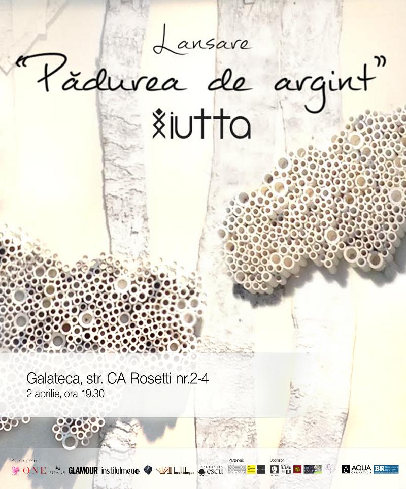Iutta dă viață pădurii de argint și lansează prima colecție de pantofi la Galateca