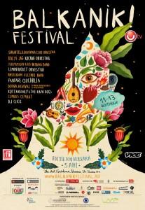 Discotecă balcanică la The Ark, cea de-a doua scenă Balkanik Festival