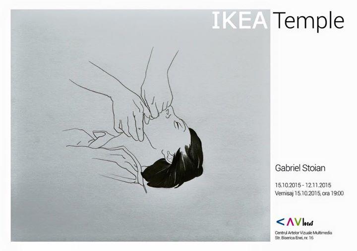 IKEA Temple_ Gabriel Stoian