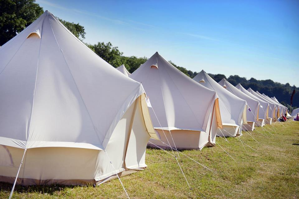 Electric Castle 2016: cazare în corturi, Dream Tents și Flexotel