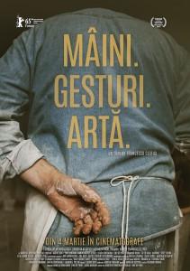DOCUMENTAR - MÂINI.GESTURI. ARTĂ - Din 4 martie în cinematografe